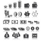 Symbol,Piggy Bank,Briefcase,Finance,Wages,Business,Growth,Money Bag,Emergence,Computer Graphic,Wallet,Calculator,Currency,Pocket,Vector,Paying,Bag,Coin,Wealth