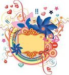 Carnival,Bear,Valentine's Day - Holiday,Heart Shape,Multi Colored,Celebration,Butterfly - Insect,Flower,Wind Turbine,Ribbon,Ribbon,Color Image,Traditional Festival,Love,Star Shape,Cheerful,Envelope,Circle,Note Pad,Curly Howard,Bow,Message Pad,Arts And Entertainment,Holidays And Celebrations,Illustrations And Vector Art,Holiday,Happiness,Letter