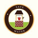 Ilustration,Ideas,Concepts,Label,Vector,Green Color,Protection,Rescue,Drinking Water,Environmental Conservation,Environment