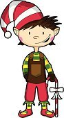 Elf,Christmas,Cartoon,Little Boys,Hat,Cute,Candy,Teenage Boys,Snow,Vector,Fun,Ilustration,Characters,Shoe,Lapland,Clip Art,One Person,Holiday,yuletide,Striped,santas helper,Winter,Smiling,Fantasy,Brown Hair,White,Caucasian Ethnicity,Standing,People,Shirt,Holidays And Celebrations,lovable,Illustrations And Vector Art,Sweet Food,Pants,Swedish Lapland,Lapland