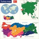 Map,Istanbul,territories,Politics,Symbol,Cutting,nation,Ankara,Anatolia,Territorial,region,Outline,continent,Multi Colored,Asia,county,Cut Out,National Landmark,Ilustration,province