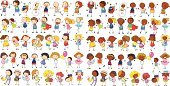 Child,Action,Multi-Ethnic Group,White Background,Collection,Love,Embracing,Handstand,Vector,Holding,Series,Computer Graphic,Clip Art,Friendship,Family,Doodle