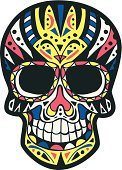Tattoo,Retro Revival,Old-fashioned,Gothic Style,Mexican Culture,Art,Mexico,Human Skull,Holiday,Symbol,Sugar Skull,Traditional Festival,Human Head,Vector,Abstract,Design,Multi Colored,Ilustration,Drawing - Art Product,Celebration,Computer Graphic,Human Skeleton,Mask,Ornate,Pattern,Cartoon,Dead Person,Spooky,Human Bone,Indigenous Culture,Decoration,Cultures,Doodle,Dead,Isolated,Halloween,Horror