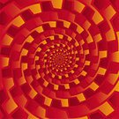 Illusion,Spiral,Helix,Backgrounds,Pattern,Volute,Ilustration,Red,Pseudo,Artificial,Symbol,Illustrations And Vector Art,Vector Backgrounds,Vector Ornaments,Spurious,Scroll Shape,Imitation,Circle,assumed,Ornate