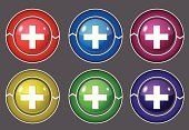 Shiny,Control,Backgrounds,Plus Sign,Computer Graphic,Ilustration,Shape,Telephone,Mathematical Symbol,Mathematics,Insignia,Isolated,Phone Button,Technology,web icon,Sign,Push Button,Curve,Digitally Generated Image,Key,Button,Symbol,App Icon,Green Color,Blue,Purple,Yellow,Red,Multi Colored,Multimedia,Circle,Interface Icons,Add,Internet,Click,Keypad,Phone Icon,Vector,Design,Metallic,Computer Icon,Computer Key,Part Of,Positive Emotion