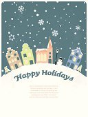 Snowman,House,New Year's Eve,New Year,New Year's Day,Cartoon,White Background,Townhouse,Night,Tree,Newspaper Headline,Christmas,Church,Street,Illuminated,Celebration,Village,Street Light,Snowflake,Vertical,Town,Winter,Snowing,Hill,Greeting,Backgrounds,Holiday,Grunge,Ice Crystal,Retro Revival,Copy Space,Simplicity,Textured