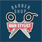 Barber,Work Tool,Personal Accessory,Hairstyle,Barber Shop,Fashion,Service,Lifestyles,Fashion Stylist,Appearance,Elegance,Style,Human Hair,Hair Salon,Beauty Product,Glamour,Beautician,Design,Scissors,Hairdresser,Beauty,Symbol,Vector