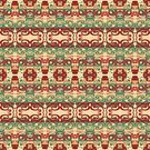 Wallpaper,Design,Pattern,Silk,Backgrounds,Ornate,Illustration,No People,Vector,Retro Styled,Seamless Pattern