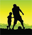 Father,Soccer,Son,Child,Sport,Silhouette,Playing,Parent,Little Boys,Exercising,Men,Vector,People,Park - Man Made Space,Ball,Adult,Black Color,Healthy Lifestyle,Fun,Two People,Mountain,Meadow,Landscape,Action,Focus On Background,Outdoors,Environment,Mountain Range,Cool,Grass,Ilustration,Field,Joy,Playful,Cheerful,Sky,Happiness,Green Color,Clip Art,Image,Scenics,Bright,Excitement,Sparse,Tracing,Non-Urban Scene,Enjoyment,Vibrant Color,Kids' Soccer,Beautiful,Setting,Togetherness,Lifestyle,Bonding,Sports And Fitness,Relationships,Individual Sports