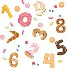 Yeast,Cake,Cream,Honey,Pink Color,Cookie,Education,Number 2,Number 1,Vector,Tart,Pretzel,Number,Cute,Cartoon,Counting,Number 8,Backgrounds,Three Objects,Caramel,Zero,Sweet Bun,Number 5,Candy,Chocolate,Pie,Fruit,Sugar,Mathematics,Learning,Childhood,Ilustration,Donut,Sweet Food,Number 9,Number 7,Number 6,Seamless,Child,Blueberry,Croissant,Pattern,Four Objects