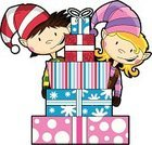 Elf,Christmas,Little Boys,Little Girls,Cartoon,Gift,Teenage Boys,Cute,Clip Art,Box - Container,santas helper,Hiding,Mischief,Ilustration,Winter,Gift Box,Christmas Present,Holiday,Swedish Lapland,Fantasy,Lapland,Characters,Lapland,Shirt,Vector,White,Striped,Holidays And Celebrations,People,yuletide,Pattern,Illustrations And Vector Art,Snow,Hat,lovable,Caucasian Ethnicity,Fun,Blond Hair,Smiling,Brown Hair