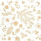 Pattern,Plant,Nature,Leaf,Ilustration,Renaissance,Repetition,Vignette,Twig,Swirl,Architectural Revivalism,Elegance,Doodle,Backdrop,Rococo Style,swirly,Vector,Backgrounds,Branch,Ornate,Decoration,Decor,Carpet - Decor,Brown