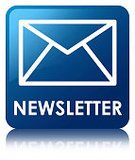 Computer Icon,Symbol,Blue,Internet,subscribe,Newspaper,E-Mail,Interface Icons,Shiny,Square Shape,White,Reflection,The Media,Connection,Mail,Envelope