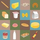 Pasta,Cheese,Computer Icon,Flat,Symbol,Yogurt,Vector,Lunch,Bean,Cattle,Spaghetti,Bread,Butter,Refreshment,chees,Dinner,Icon Set,Collection,Computer,Mobile Phone,Internet,Set,Eggs,Business,Web Page,Flour,Design,Merchandise,Can,Gourmet,Cooking,Quail,Donut,Croissant,Eat,Tomato,Isolated,Design Element,Connection,user,Milk,Bottle,Ilustration,Packing,Crate,Technology
