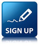 Registration,Applying,Blue,Finance,submit,subscribe,Internet,Interface Icons,Computer Icon,White,Symbol,Square Shape,sign up,Shiny,Reflection,Pen,Connection