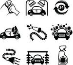 Cleaning,Human Hand,Sign,Vacuum Cleaner,Symbol,Sponge,Spraying,Black Color,24h,Isolated,Shiny,Land Vehicle,Soap Sud,Bubble,Hose,Internet,Design,Insignia,Car,Washing,Shower,Cleaner,Scrapbook,Vector,Icon Set,Transportation,White,Ilustration,Garage,Care,Spray,Window,Water,Washer,Computer Icon,Web Page,Technology,Collection,Set,Service,Ornate,Design Element