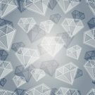 Seamless,Diamond Shaped,Diamond,White,Pattern,Variation,Wallpaper,Dark,Exoticism,Backgrounds,Wallpaper Pattern,Shape,Sparse,Shiny,Black Color,Modern,Geometric Shape,Abstract,Crystal,Ornate
