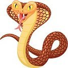Symbol,Cobra,Tail,Snake,Happiness,Cheerful,Danger,Ilustration,Fun,Reptile,Viper,Toy,Animal Tongue,Cute,Poisonous Organism,Looking,Cartoon,Tropical Rainforest,Anger,Mascot,Carnivore,Smiling,Furious,Displeased,Characters,Brown,Animal Body,Animal,Humor