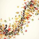 Music,Autumn,Ideas,Concepts,Musical Note,Vector,Backgrounds,Vibrant Color,Symbol,Design,Art,Leaf,Season,Elegance,Celebration,Multi Colored,Youth Culture,Modern,Colors,Funky,Composition,Style,Backdrop,Futuristic,Abstract,Creativity,Ilustration,Ornate,Computer Graphic