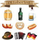 Oktoberfest,Sign,Traditional Festival,Hot Dog,Placard,Banner,Ilustration,Snack,Vector,Flag,Bottle,Design Element,Barrel,Celebration,Seal - Stamp,Barbecue,Image,Gingerbread Cookie,Decoration,Bavaria,Frothy Drink,Food,Set,Autumn,Germany,Drink,Group of Objects,Harmonica,Beer - Alcohol,Sausage,Lager,Feather,Alcohol,Streamer,Cultures,Glass,Pretzel,Isolated,Pub,Pint Glass,Coffee Cup,Symbol,Hat,Accordion,Icon Set,Design