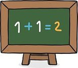 Mathematics,Mathematical Symbol,Blank,Brown,Calculating,Blackboard,White Background,Art,Cartoon,Black Color,Symbol,School Building,Plank,One Animal,Wood - Material,Sign,Equal Sign,subject,Vector,Chalk - Art Equipment,Single Object,Drawing - Activity,Color Image,Colors,Drawing - Art Product,Ilustration,Learning,Green Color,Education,Clip Art,Classroom,Plus Sign,Writing,Orange Color,White,Shadow,Small,Number 2,Isolated