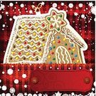 Gingerbread Cake,Decoration,Modern,Textile,Placard,Craft,Textured Effect,Elegance,Glitter,Vibrant Color,Wool,Christmas Decoration,Winter,Computer Graphic,Colors,Pattern,Art,Homemade,Red,Happiness,Abstract,Ilustration,Image,Holiday,Beautiful,Copy Space,Season,Brightly Lit,Bright,Beauty,Design,Textured,Banner,Woven,Snowflake,New,Celebration,Painted Image,Backgrounds,Shiny,Candy,Ginger,Home Interior,Cheerful,Vector,Food,Christmas,Gingerbread House,Color Image,Snow