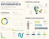 Data,Success,Marketing,Technology,Sign,Plan,Eps10,Visualization,Blue,Order,Moving Up,Growth,New Business,Vector,Label,Single Object,Infographic,Business,template,Graph,People,Ilustration