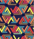 Pattern,Triangle,Striped,Vector,Old-fashioned,Seamless,Grunge,Joy,Composition,Funky,Multi Colored,Simplicity,Tile,Wallpaper Pattern,Backdrop,Backgrounds,Design,Repetition,Textile,1940-1980 Retro-Styled Imagery,Vibrant Color,Eternity,Art,Abstract,Ornate,Print,Decoration,Geometric Shape,Ilustration,Fashionable,Cheerful,Textured,Symbol,Continuity,Wrapping Paper,Flooring