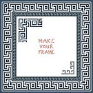Maze,Curve,Cultures,Backgrounds,Classic,Wealth,Design,Thread,Symbol,Ilustration,Antique,Shiny,Wave Pattern,Repetition,Ornate,Beautiful,Ancient,Square,Decoration,Pattern,Embroidery,Retro Revival,Beauty,Striped,Frame,Old-fashioned,Swirl,Vector,Classical Greek,Greek Culture,White,Gray,Symmetry