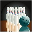 Ten Pin Bowling,Bowling,Sport,Competition,Vector,Ball,Equipment,Recreational Pursuit,Leisure Games,Sports Symbols/Metaphors,Sphere,Illustrations And Vector Art,Leisure Equipment,Hobbies,Sports And Fitness,Vector Backgrounds,Leisure Activity,After Work,Play,Ilustration,Fun