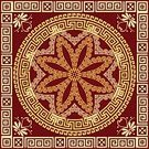 Greece,Pattern,Ornate,Frame,Repetition,Cultures,Square,Curve,Symbol,Classical Greek,Beauty,Simplicity,Thread,Symmetry,Ilustration,Greek Culture,Ancient,Embroidery,Classic,Seamless,Elegance,Lace - Textile,Decoration,Design,Backgrounds,Circle,Old-fashioned,Gold Colored,Antique,Beautiful,Vector,Flower,Red,Drawing - Art Product,Retro Revival