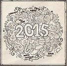 Vacations,Symbol,Holiday,2015,Chinese New Year,Design Element,Vector,Christmas Tree,Season,December,Number,Costume,Party - Social Event,New Year's Day,Sketch,Style,New Year,Typescript,Humor,Gift,Single Object,Happiness,Bubble Wand,Backgrounds,New Year's Eve,Computer Graphic,Abstract,Art,Greeting Card,Calendar Date,Celebration,Swirl,Winter,Event,Christmas Ornament,Equipment,Christmas,Dessert,Postcard,Evening Ball,Elegance,Doodle,Bell,Candy,Candle,Decor,Fun,Cartoon,Ideas,Congratulating,Santa Claus,Confetti,Concepts,Sock