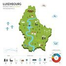 Country - Geographic Area,Ilustration,Symbol,Recycling Symbol,Infographic,White Background,Luxembourg - Benelux,Sign,Set,Concepts,Drinking Water,Vector,Design,Computer Icon,Abstract,Order,Flat
