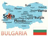Map,Cartography,Balkans,Eastern Europe,Eastern European Culture,Infographic,Bulgarian Culture,Blue,Isolated On White,Europe,Bulgaria,International Border,Travel Locations,Travel,Plovdiv Province,Greece,nesebar,White Background,Outline,Capital Cities,Burgas Province,Black Color,Text,Ilustration,Famous Place,No People,Varna,Central Europe,Vector,Town,Black Sea,Tourism,Sofia,Romania,Serbia,City,Flag,Symbol