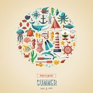Flat,Design,Whale,Tropical Climate,Tropical Music,Summer,Symbol,Poster,Computer Icon,Sign,Placard,Nautical Vessel,Banner,Octopus,Shipping,Industrial Ship,Octopus,Circle,Swimming Animal,Hawaiian Ethnicity,Pirate,Sea,Vacations,Abstract,Swimming,Hawaiian Culture,Fish,Relaxation,Sailing Ship,Sunlight,Vector,Tourism,Ship,Cloudscape,Retro Revival,Concepts,Single Object,1940-1980 Retro-Styled Imagery,Compass,Sun,Greeting Card,Design Element,Backgrounds,Diving,Journey,Silhouette,Prepared Fish,Boat Captain,Cultures,Sailor,Ideas,Simplicity,Sand,Anchor,Sparse,Travel,Old-fashioned,Beach,Passenger Ship,Holiday