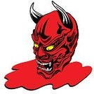 Devil,Scarcity,Human Teeth,White,Halloween,Tattoo,Horror,Ghost,yakuza,Vector,Sign,Demon,Cartoon,Animal,Mascot,Hell,School Building,Evil,Label,Symbol,Red,Design,Horned,Monster,Black Color,Mafia,Mask,Isolated,Japanese Culture,Ancient,Drawing - Art Product,Spirituality,Human Eye,Goatee,Colors,Human Head,University,Anger,Smirking,Smiling,Aggression