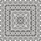 Ornate,Black Color,White,Eternity,Style,Design Element,Cut Out,Computer Graphic,Flourish,Symbol,Fashion,Silhouette,Repetition,Outline,Creativity,Decoration,Abstract,Continuity,Floral Pattern,Symmetry,Old-fashioned,symbolical,Isolated,Black And White,Wallpaper Pattern,Pattern,Vector,Seamless,Backgrounds,Sign