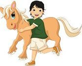 Child,Pony,Sport,Cartoon,Young Adult,Young Animal,Livestock,Track Event,Animals In The Wild,Bridle,Horned,Jockey,Activity,Horse,Thoroughbred Horse,Mane,Clip,Dressage,Clip Art,Ilustration,Love,Friendship,Animal,Vector,Nature,Stallion,Running,Happiness,Recreational Pursuit,Brown,Speed,Harness,Jogging,Uncultivated,Embracing,Art,Satisfaction,Pets,Farm,Painted Image,Saddle,Leisure Activity,Horseback Riding,Grace,Rearing Up,Riding,Cheerful,Mythology,Fairy Tale,Cute,Ranch,Riding