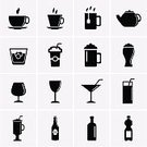 Glass - Material,Whiskey,Glass,Computer Icon,Symbol,Cocktail,Restaurant,Silhouette,Vector,Heat - Temperature,Drinking Water,Take Out Food,Design Element,Latte,Shaking,Isolated,Bar - Drink Establishment,Drink,Bottle,Brandy,Brewery,Beer - Alcohol,Beer Bottle,Alcohol,Alcohol,Coffee Cup,Wine Bottle,Coffee - Drink,Sign,Juice,Soda,Vodka,Martini,Set,Pub,Teapot,Mug,Ice,Frothy Drink,Champagne,Cappuccino,Pint Glass,Cognac - Brandy,Cube Shape,Wine,Wineglass,Cup,Tea - Hot Drink