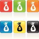 Money Bag,Currency,Symbol,Sack,Bag,Computer Icon,Vector,Cheap,Color Image,Blue,Series,Savings,White,Sign,Black Color,Interface Icons,Finance,Wealth,Design Element,Green Color,Orange Color,Ilustration,Red,Clipping Path,Yellow,Vector Icons,Design,Business,accent,Clip Art,Illustrations And Vector Art,Business Symbols/Metaphors