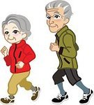 Retirement,Senior Adult,Senior Couple,Grandparent,Grandmother,Healthy Lifestyle,Physical Activity,Track Event,Running,One Person,Jogging,Aging Process,Autumn,Marathon,Gray Hair,Sport,Exercising,Happiness,Cheerful,Springtime,Relaxation Exercise,Isolated,Track And Field,Fun,Sportsman,Clip Art,Full Length,Characters,Vitality,On The Move,Action,Lifestyles,Smiling,Cute,Togetherness,Vector,Cut Out,Walking,Grandfather,Long Sleeved,White Background,Dieting,Activity,Isolated On White,Two People,Sports Clothing,Ilustration