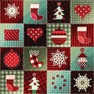 Christmas,Textile,Comfortable,Winter,Tree,Plaid,Snowflake,Sock,Patchwork,Humor,Backgrounds,Pattern,Backdrop,Vector,Repetition,Continuity,Curve
