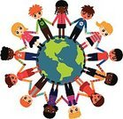 Globe - Man Made Object,Holding Hands,Sphere,Community,Friendship,Childhood,Earth,Multi-Ethnic Group,Teamwork,Ethnic,Mixed Race Person,Cultures,Peace Symbol,Ethnicity,Communication,Concepts,Teenagers Only,Cheerful,Standing,Smiling,Teenage Girls,Animated Cartoon,Harmony,Playful,Drawing - Activity,USA,Isolated,Circle,World Map,nation,Happiness,Global Communications,Multi National,Cartoon,People,Love,Symbols Of Peace,Teenager,Preschooler,Togetherness,Team,Ilustration,Vector,Cute,Ideas,Multi Colored,Asian Ethnicity,Chinese Ethnicity,Drawing - Art Product,European Culture,Pencil Drawing,Global,Group Of People,Celebration,African Descent,Elementary Age,Unity,Peace On Earth
