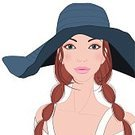 Styles,Glamour,Hat,Looking At Camera,Beauty,Shopping,Adult,Illustration,Beauty In Nature,Females,Women,Fashion Model,Vector,Fashion,Beautiful Woman