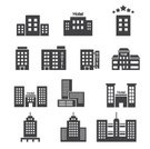 Office Building,Symbol,Building Exterior,Construction Industry,Hotel,Ilustration,Icon Set,Skyscraper,Headquarters,Urban Scene,Vector,Apartment,Capital Cities,high building,Clip Art,Parking Garage,Architecture And Buildings,Window,Warehouse,Design Element,vector icons,Image,Workshop,Distribution Center,Head Quarters,Retail,Residential Structure,Architecture,Series,Build Structure