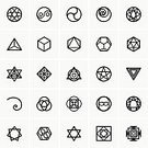 Geometric Shape,Spirituality,Space,Vector,Balance,Abstract,Remote,Symmetry,Figurine,esoteric,Computer Icon,Symbol,Cube Shape,Star Shape,Form,Two-dimensional Shape,Zen-like,Yoga