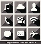 Computer Icon,Airplane,Set,Mail,Shadow,Internet,Wireless Technology,White,Telephone,Men,Camera - Photographic Equipment,Black Color,Cloud - Sky,Communication,E-Mail,Music