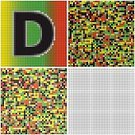 Confusion,Puzzle,Mosaic,Problems,Mystery,Letter D,Thinking,Leisure Games,Set,Textured,Square,Play,Chaos,Tracery,irregularity,Playing,Square Shape,Variation,Seamless,Pattern,varicolored,Alphabet,Alphabetical Order,Sign,Multi Colored,Messy