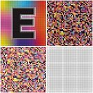 Confusion,Puzzle,Mosaic,Problems,Mystery,Letter E,Thinking,Leisure Games,Set,Textured,Square,Play,Chaos,Tracery,irregularity,Playing,Square Shape,Variation,Seamless,Pattern,varicolored,Alphabet,Alphabetical Order,Sign,Multi Colored,Messy