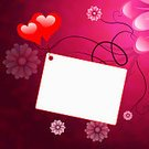 Romance,valentine day,Valentine's Day - Holiday,Passion,Loving,Label,Labeling,Love,Copy Space